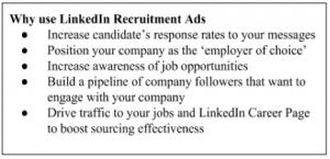 LinkedIn Recruitment Ads