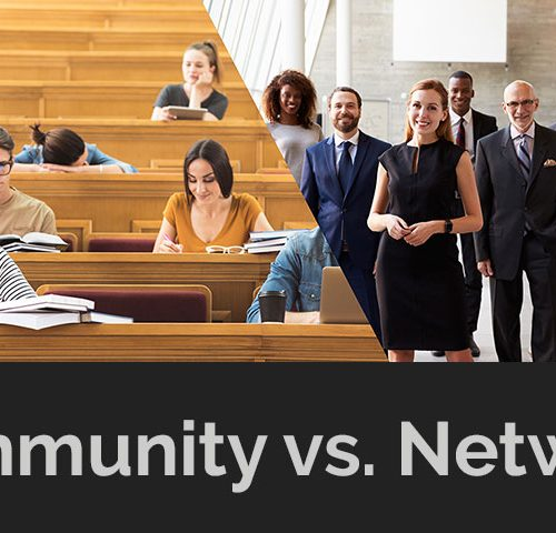 5 Key Differences Between a Network and a Talent Community